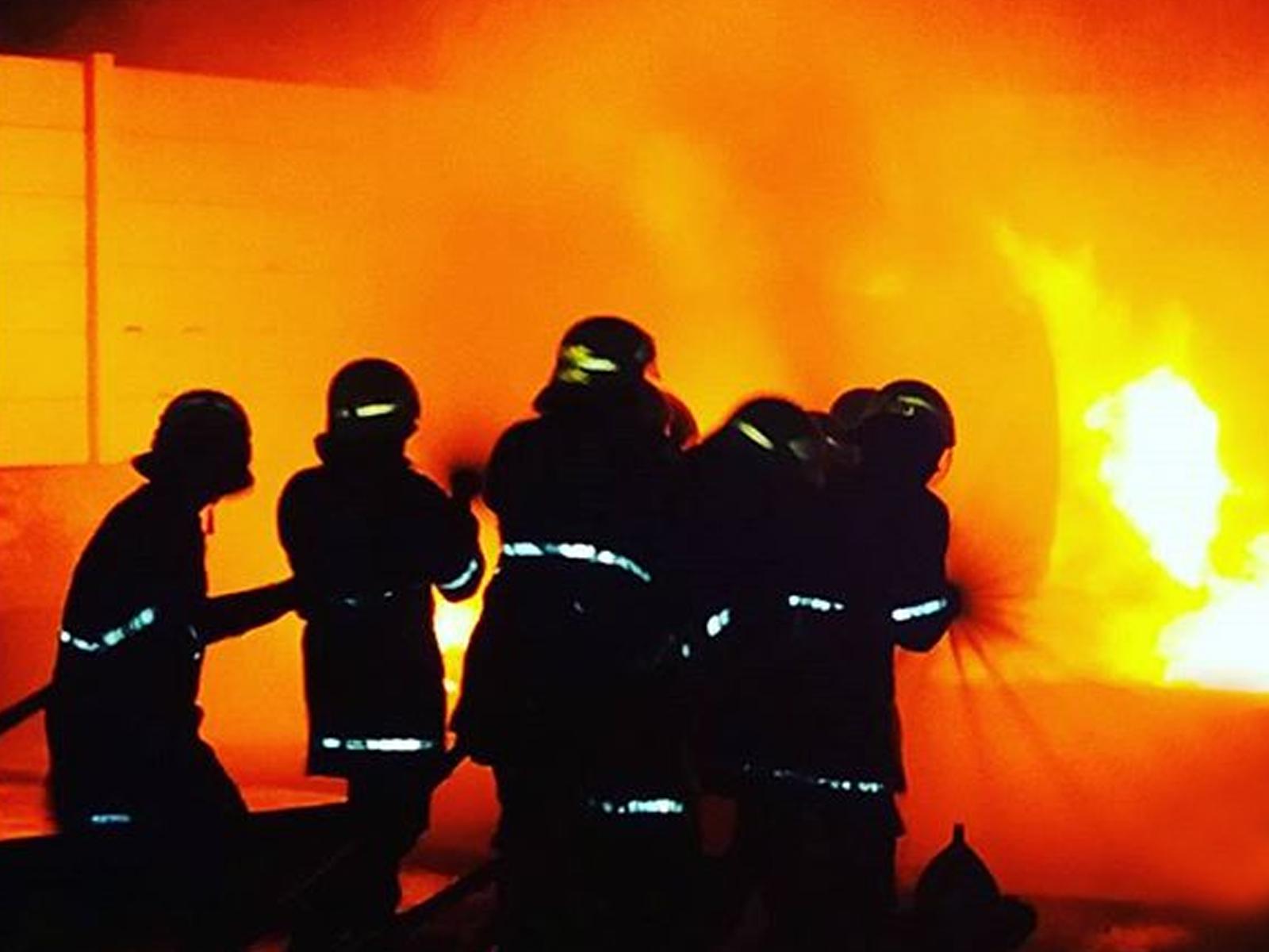 Dinas Pemadam Kebakaran Soreang Kabupaten Bandung