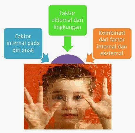 Sebab-Sebab Timbulnya Kebutuhan Khusus Pada Anak