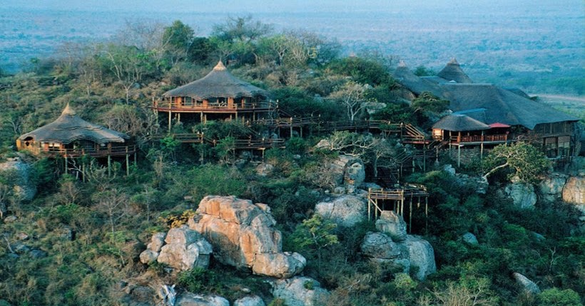 what is a luxury private game reserve