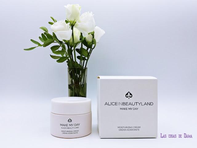 Make My Day  Alice in Beautyland neurocosmetica facial skincare belleza beauty cosmética natura beauty care