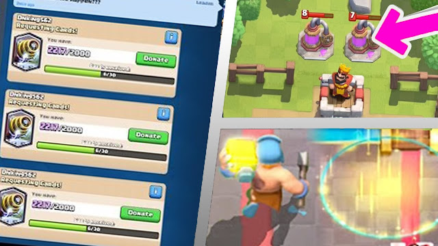 Clash Royale Hacks