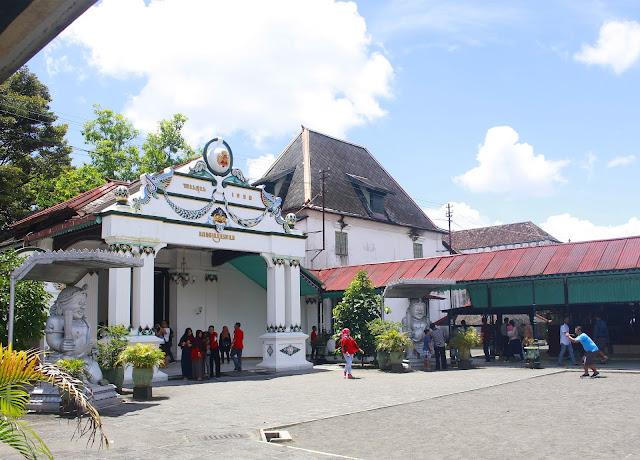 Keindahan Wisata Kraton Yogyakarta