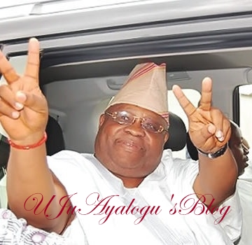 Hearing today in Adeleke's school certificate suit