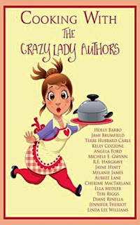 http://www.amazon.com/Cooking-Crazy-Authors-Melanie-James-ebook/dp/B00U85SIJ2/ref=la_B00CB1K7SG_1_1?s=books&ie=UTF8&qid=1431012940&sr=1-1