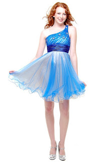 royal blue 2014 short prom dresses