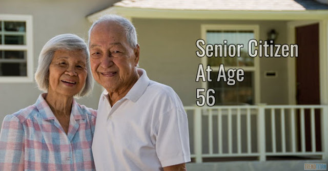 Bill Seeks to Lower Senior Citizen's Age to 56 from 60 Filed.