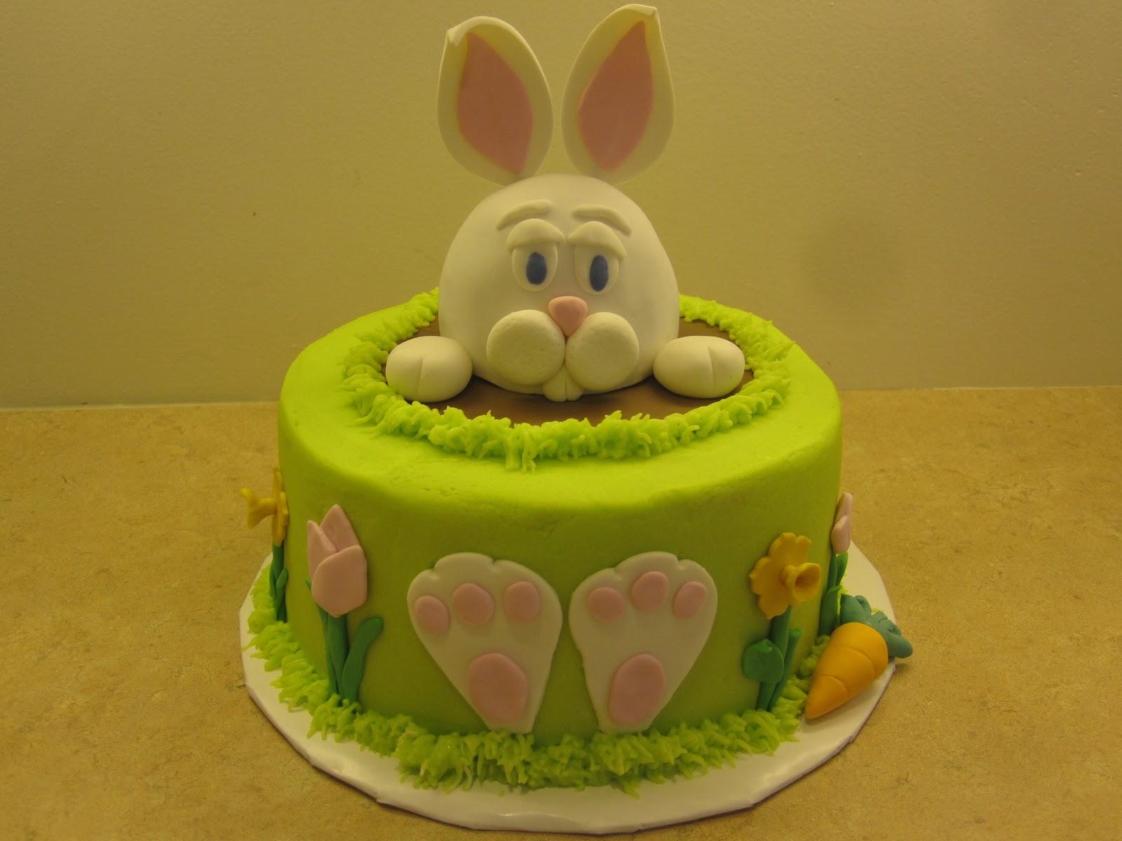 Easter Bunny Cake Pan Recipe