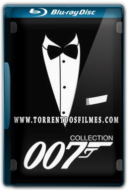 007 Coleção James Bond (24 Filmes) Torrent – Dublado BluRay 1080p