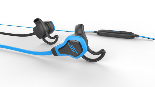SMS Audio BioSport: Fitness headphone with Heart Rate Monitor