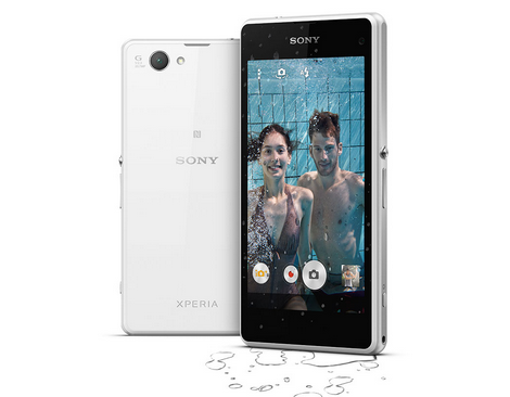 Spesifikasi & harga Sony Xperia Z1 Compact Terbaru