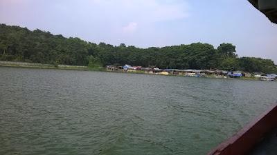 Wisata Boyolali - Waduk Kedung Ombo