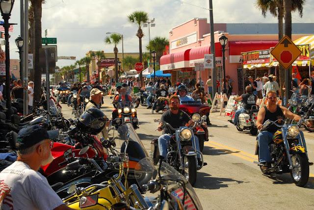 Les 3 meilleurs rassemblements de motos des États-Unis