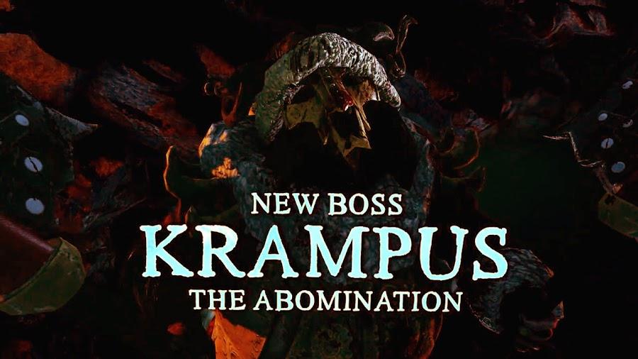 killing floor 2 krampus the abomination
