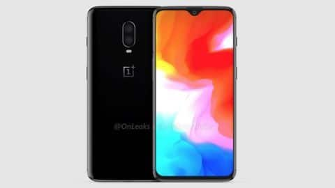 OnePlus 6T claims to have a massive battery of 3,700 mAh