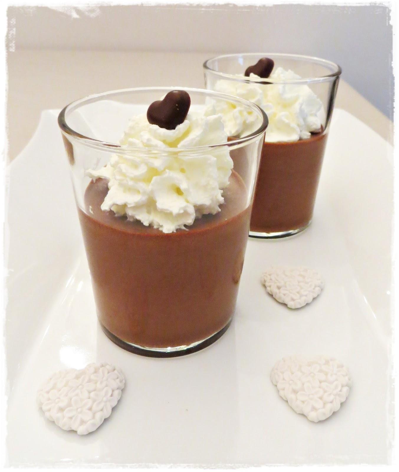 rezepte mit herz mousse au chocolat a la rosin. Black Bedroom Furniture Sets. Home Design Ideas