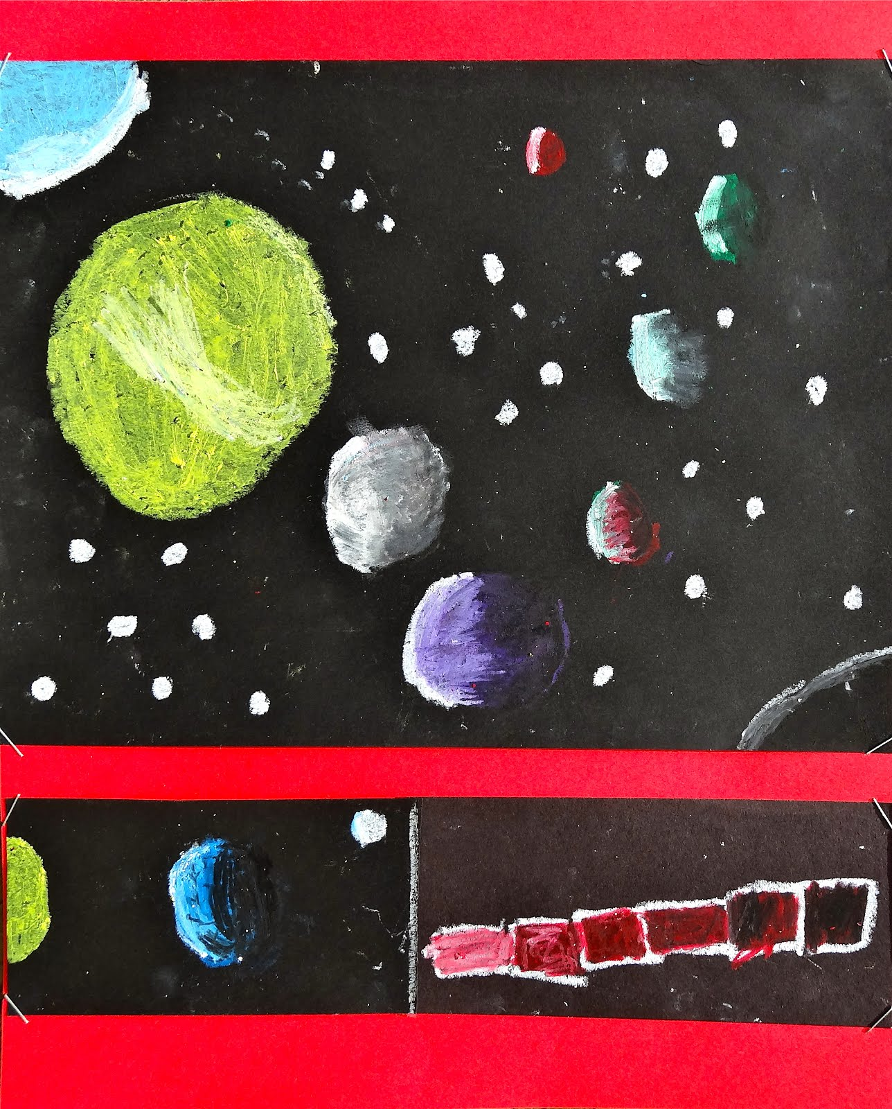 Diorama Solar System Model - Pics about space