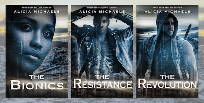 The Revolution Book Blitz