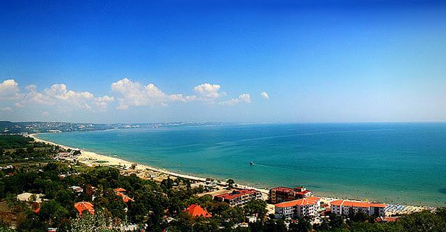 плаж по северното черноморие