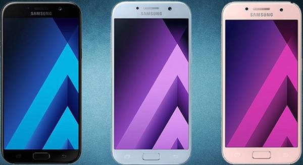 Handphone Samsung Baru Dan Terbaik 2017