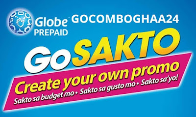 GOCOMBOGHAA24 : 1000 All-Net Texts + 500mins Calls to Globe/TM/ABS-CBN/Cherry
