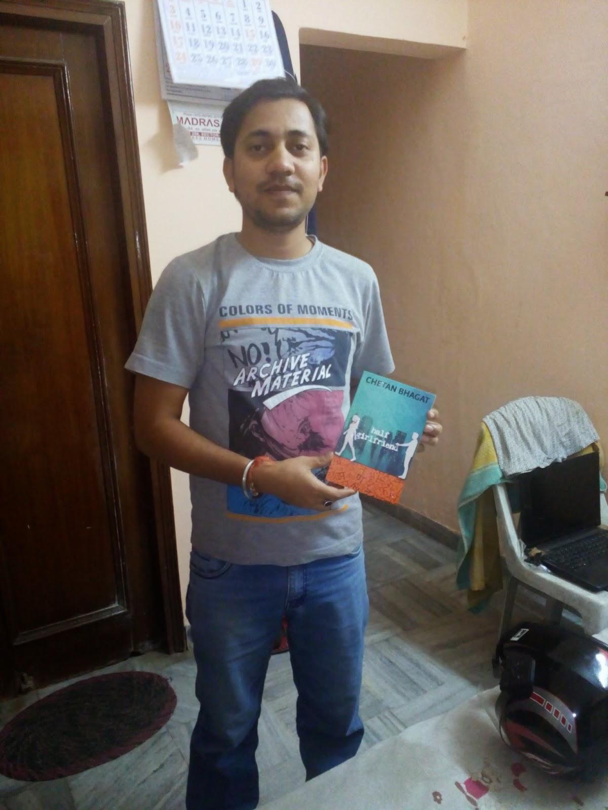 Half Girlfriend By Chetan Bhagat Pdf Free