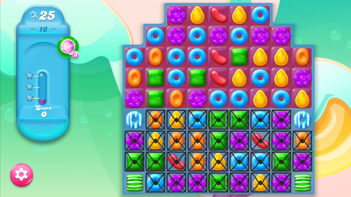 Candy Crush Jelly Saga 16
