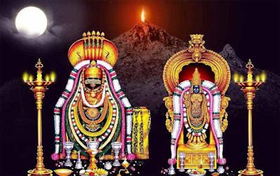 Bharani Deepam in Karthigai Month at Tiruvannamalai Temple