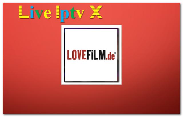 LoveFilm.de TV shows addon