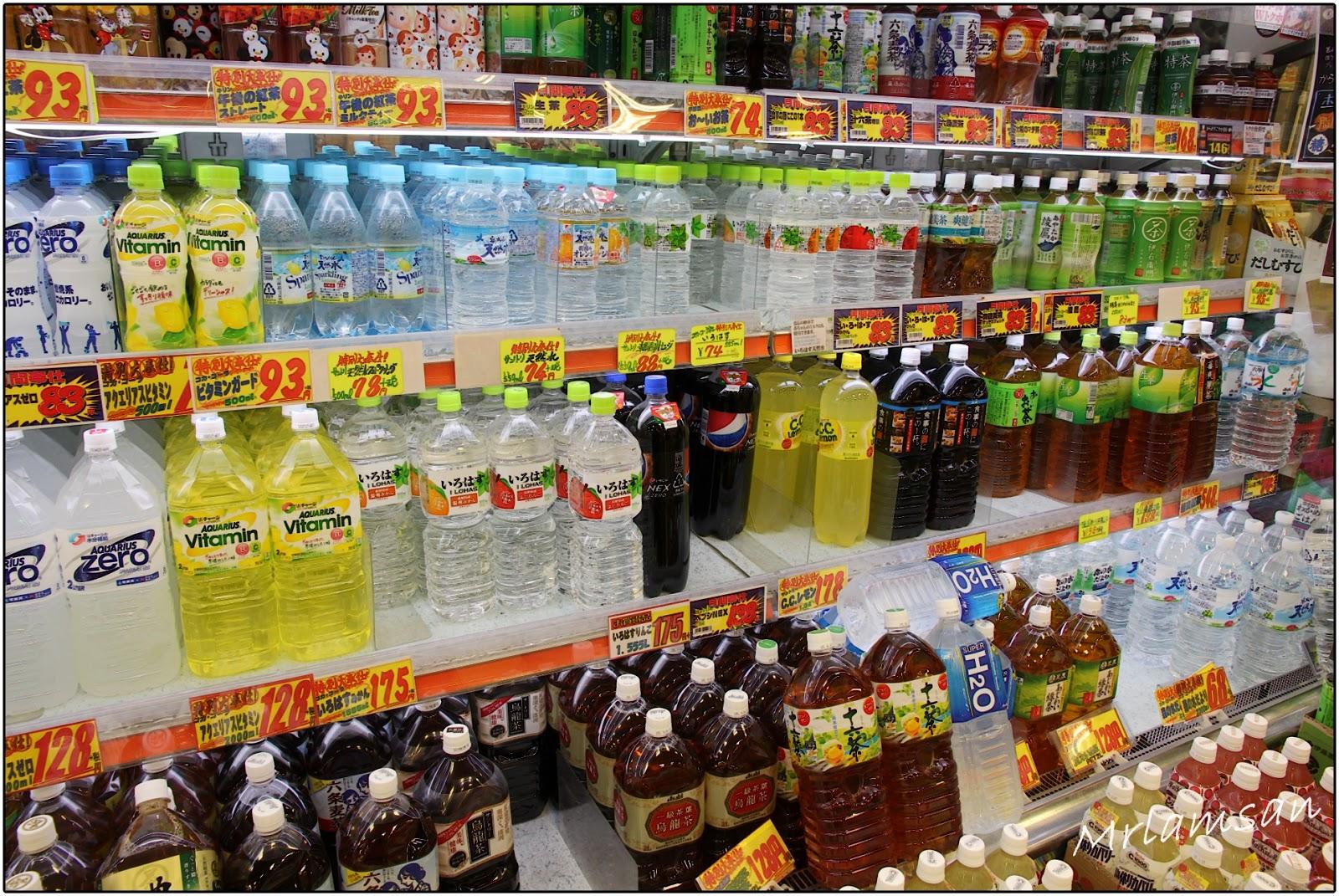 林公子生活遊記: 大阪人的超市 玉出超市 最強激安抵買24小時營業 酒水美食和牛新鮮便當全都有 批發價錢的超 ...