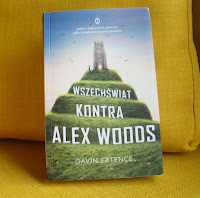 Recenzja #8 - Wszechświat kontra Alex Woods, Gavin Extence