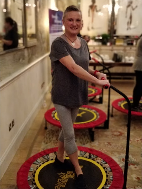 madmumof7 at Boogie Bounce Extreme class