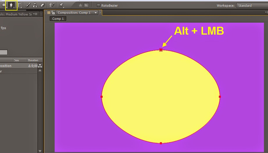 AE Mask 101:Mask Path editing skills 01