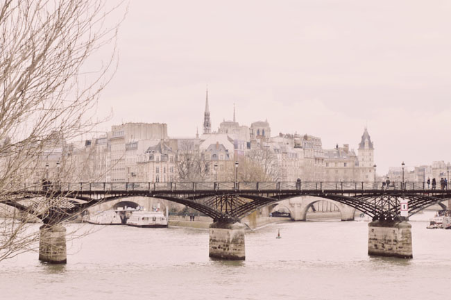 Most Instagrammable Places in Paris - Seine River bridges