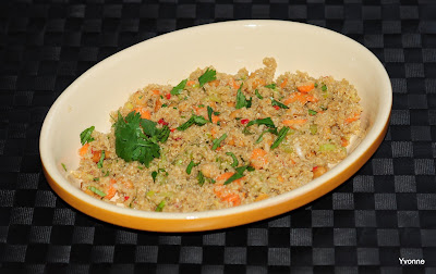 Pittige quinoa