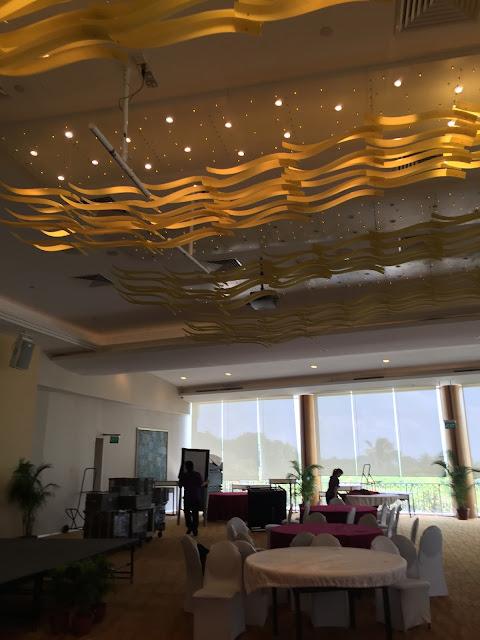 Siloso Beach Resort Ballroom