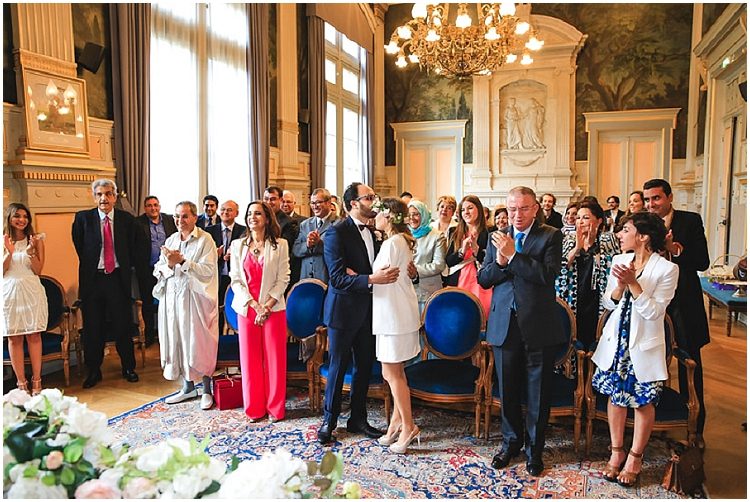 mariage mairie paris photographe chic