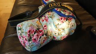 Handmade Custom Camera Bag