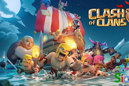 Free Download Games Clash of Clans Unlimited Gems Gold Elixir and Dark Elixir