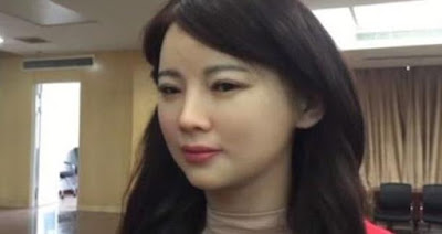 Jia Jia, Robot Cantik Buatan Universitas di China