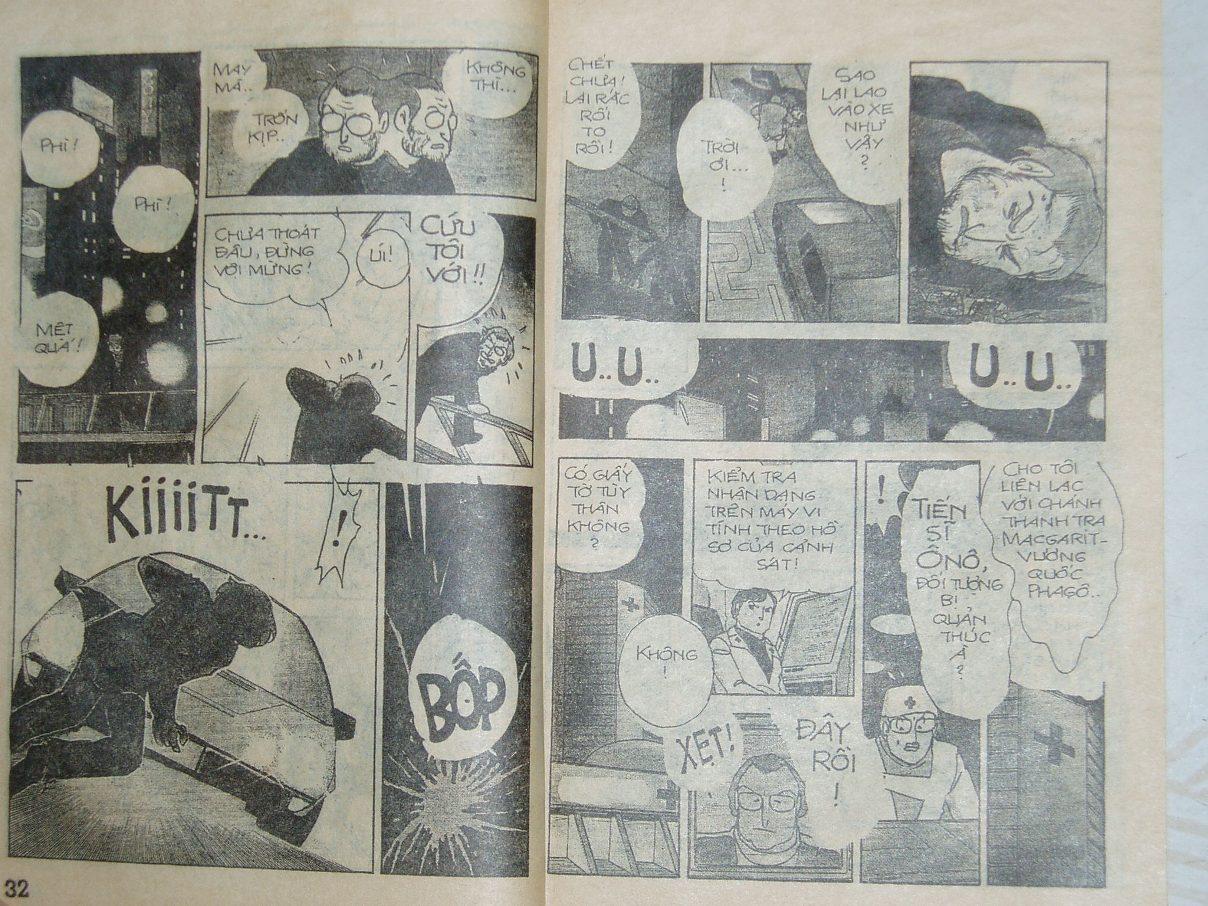 Siêu nhân Locke vol 12 trang 15