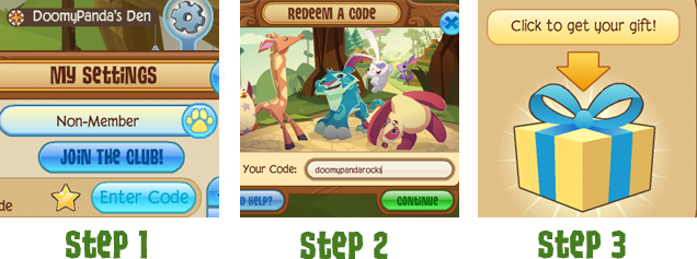 Codes Animal Jam Stream