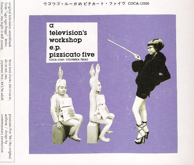 mp3 pizzicato five