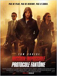 Mission : Impossible 4 - Protocole fantôme