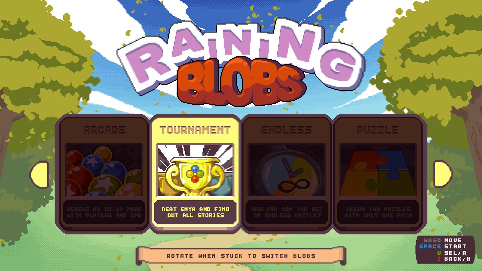 Raining Blobs (Xbox)