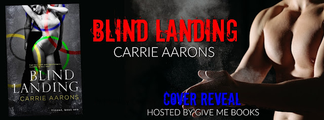 Cover Reveal: Blind Landing by Carrie Aarons