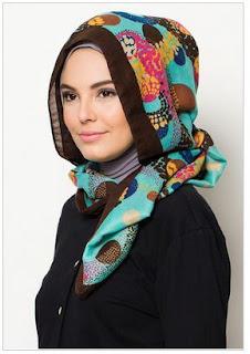 Contoh Jilbab Masa Kini 2015