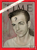Lee Oswald, Time, Ritratto