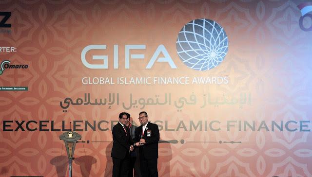 BNI Syariah Raih The Most Improved Islamic Bank 2016