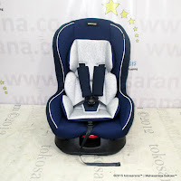 Convertible Baby Car Seat Babydoes CH303 Group 0+ dan 1 (0 - 18kg)