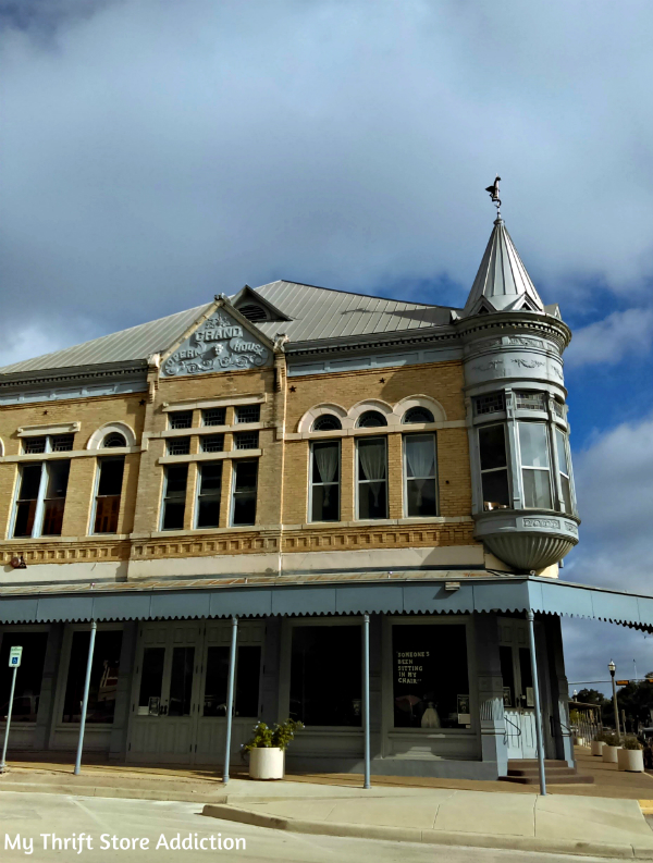 Historic Downtown Square,Uvalde, Texas